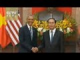 Obama Sells Weapons To Vietnam To Form Allies Against China