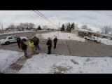 Open Carry- Sterling Heights, Michigan With A Drone