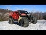 Offroad Monster Ghe-o Rescue Vehicle Made In Romania