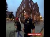 Open Carry - An Extremely Confused Cop