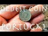 Old Coin Spill Metal Detecting Caiscais Portugal