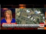 Oregon School Shooting 15 Dead 15 Wounded