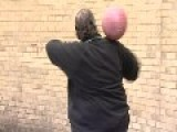 Old Man's Got Serious Ball Skills