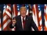 Our Next President Donald J. Trumps Acceptance Speech