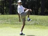 Obama Played 81 Rounds Of Golf And Attended 75 Fundraisers Since Re-election