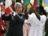 Obama Trip Cost Dwarfed By The Bush Africa Spending Spree