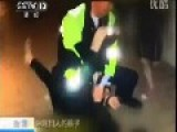 Officer Gets Broken Nose After Kicked In Face By Drunk Woman