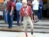 Old People Having A Great Time