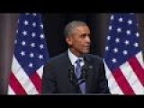 Obama Mocks Fox For Making Obamacare Into 'Fanged Threat' To Freedom
