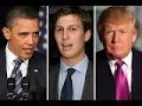 Obama-Trump Secret Hawaii Meeting Erupts Into Secret Service Standoff