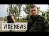 On The DNR Frontline: Ukraine's Failed Ceasefire Part 1
