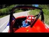 Omar 'The Sardo Wheel' Magliona - 2014 Ascoli Hillclimb Onboard Cam