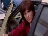 Oldie But Funny - Lady Car Crash Fight!