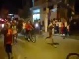 Olympic Torch Stolen