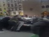 Onlookers Accuse NYPD Of Mistreating Uncooperative Perps On Manhattan's Lower East Side