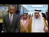 Obama Gets Snubbed By Saudi King