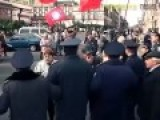 Odessa | Communists March Through The City | October 7th English Subtitles