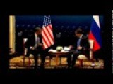 Obama To Medvedev To Putan NO Doubt, Thaught The Mike OFF