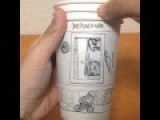 Onepunchman Papercup Cartoon Art