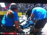 OUCH: Female Skateboarder Breaks Arm At X GAMES Finals