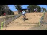 Overcoming Stairs On A Bike Level Master