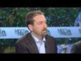 Oops: Chuck Todd Slips, Admits He Can't Do Tough Interviews Because 'no One Will Come On' My Show