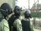 OSN Grom Drug Control Spetsnaz Unit In Action Part 1 HeadCam