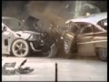 Old Vs New Chevrolet Crash Test