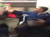 Old Man Picks Fight With The Wrong Young Guy!