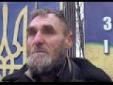 Old Kiev POW Says He Was Treated Well During Captivity Because Russian Army Didn't Allow Rebels To Abuse Him