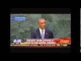 Obama Bashes America And Brings Up Ferguson At Un