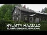 Old Farmhouse In Finland Abandoned For Nearly 30 Years