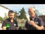 OSCE: Ukrainian Army Bombs Peaceful People Most Of The Time