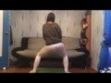 Oops, I Crapped My Pants...She Sharted While Twerking
