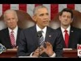 Obama In SOTU: If You Still Dispute Climate Change, 'You'll Be Pretty Lonely' In That