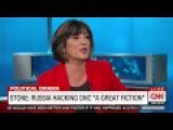 Oliver Stone Shuts Up Christine Amanpour Over DNC Leaks : DNC Hack Looks Like Inside Job. Dems Did It To Themselves