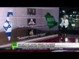 Odd Couple: Israel, Saudi Arabia Negotiate Union Against Iran?