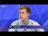 Owen Jones On Gaza Israel Conflict - Question Time