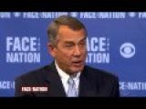 Outgoing Boehner Rails Against Republican 'False Prophets' On Face The Nation