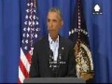 Obama Praises 'courageous' Journalist James Foley