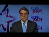 POTUS Hopeful Rick Perry Talks Guns, Lafayette Theater Shooting