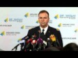 Press Conference - U.S. Lieutenant General Ben Hodges, Commander Of The U.S. Armed Forces In Europe
