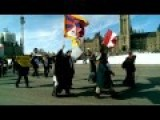 People In Canada Parade To Demand Tibet Independence