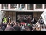 People Protesting Against Salafists In Germany