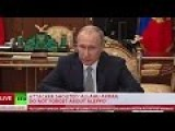Putin Comments On Ambassador Assassination In Ankara