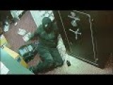 Pharmacy Heist Caught On Camera