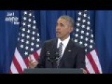 President Barack Obama Speech To Active Military 12-6-16