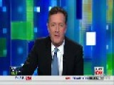 Piers Morgan Says Goodbye To America