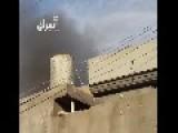Peshmerga Artillery Shelling The Arab Neighborhoods Of Jalawla