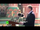Putin's Speech At The Victory Day Parade TRANSLATED